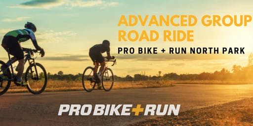 Advanced Group Road Ride