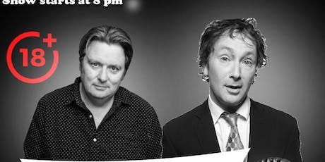 Brooksy's Comedy Roadhshow featuring Dave O'Neil and Jeff Green tickets