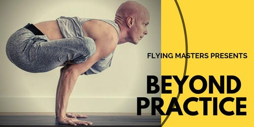 Beyond Practice - Masterclass&Workshop Series with Jani Jaatinen (Finland)