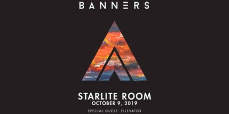 BANNERS - Fall 2019 Tour tickets