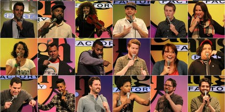 Saturday Late Night Standup Comedy at Laugh Factory Chicago tickets