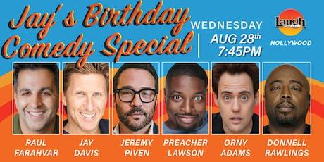 Jeremy Piven, Orny Adams, Preacher Lawson, and more - All-Star Comedy! tickets