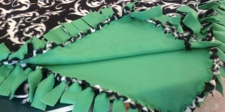 Fleece Blankets - Give that Warm, Fuzzy Feeling @ LDS tickets