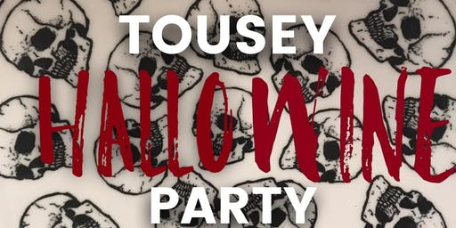 Tousey HalloWINE Party