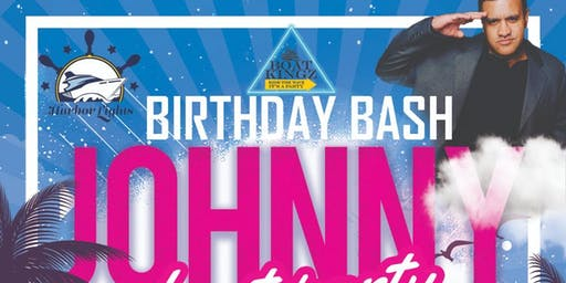 MY BIRTHDAY BASH :: END OF SUMMER MIDNIGHT CRUISE PARTY