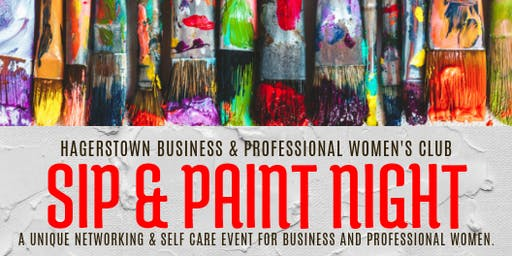 Sip & Paint Night