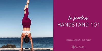 Handstand 101