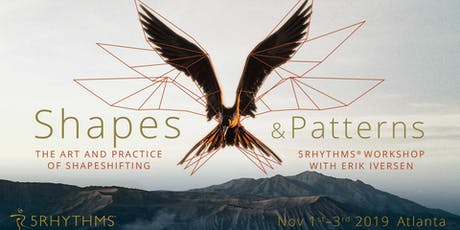 Shapes & Patterns - 5Rhythms workshop with Erik Iversen tickets