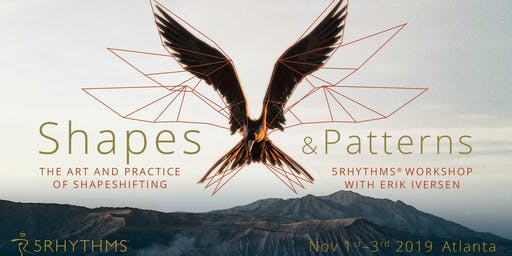 Shapes & Patterns - 5Rhythms workshop with Erik Iversen