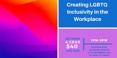 Creating LGBTQ Inclusivity in the Workplace