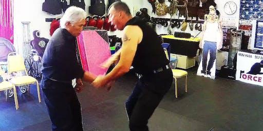 Krav-Maga Self Defense 1 day Workshop