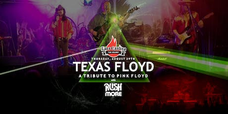 Texas Floyd with Rush More tickets