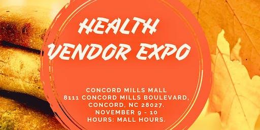 Health  Vendor Expo