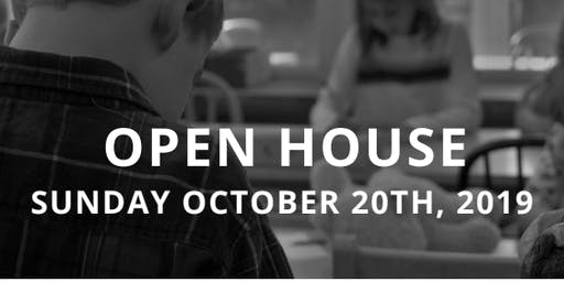 The Attic Open House, Fall 2019
