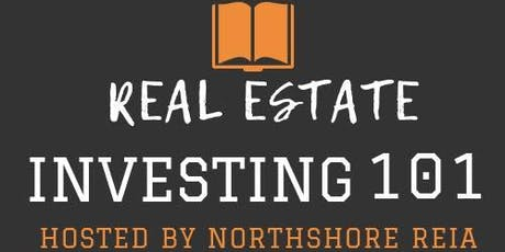 REI 101: Intro to Funding Your Real Estate Investment Deals tickets