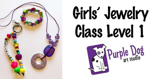 Girls' Jewelry Class Level 1