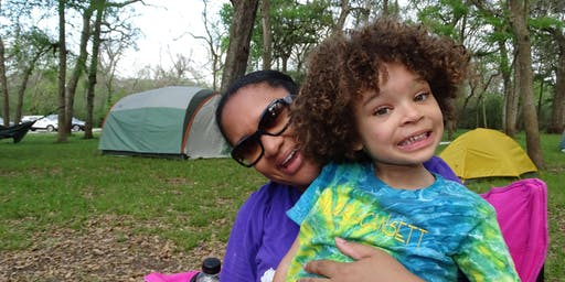 Brazos Bend Camping and Fishing