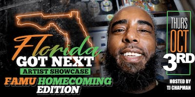 Florida Got Next Music Conference & Artist Showcase FAMU Homecoming Edition