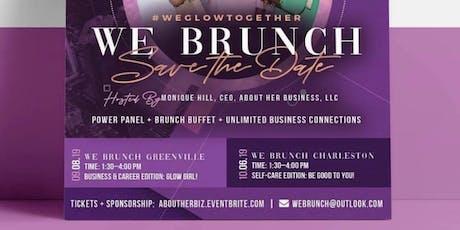 WE Brunch Charleston: Self-Care Edition tickets