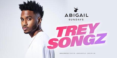 TREY SONGZ at ABIGAIL SUNDAY 8/25 tickets