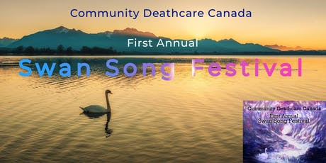 Swan Song Festival: Extravaganza of Grief & Sorrow through Song & Poetry tickets