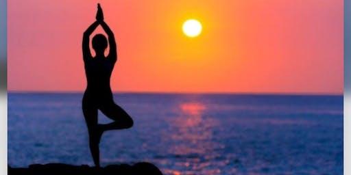 Yoga Flow  + Lunch