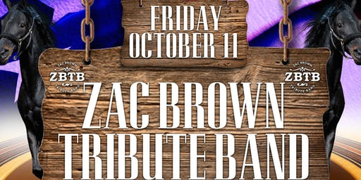 Zac Brown Tribute Rocks Napper Tandy's