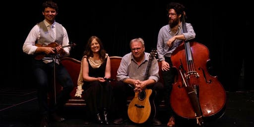 Allison Lupton Celtic  (Quartet) in Concert