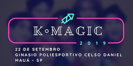 K•MAGIC 2019 ingressos