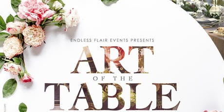 Art Of The Table tickets