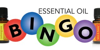 Essential Oil BINGO - Fun EO class with lots of prizes