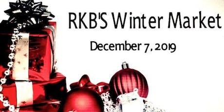 RKB's Winter Market tickets