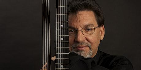 Robert Trent, guitar tickets