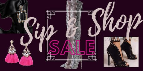 Fall Fashion Sip and Shop Extravaganza!!! tickets