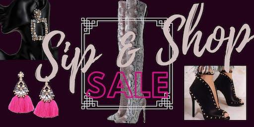Fall Fashion Sip and Shop Extravaganza!!!