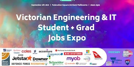 Girls in Tech Jobs Expo tickets