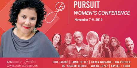Judy Jacobs' PURSUIT Women's Conference 2019 tickets