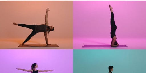 Afternoon Yoga Class (Free)
