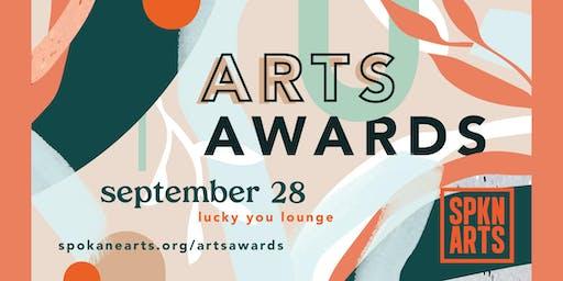 Spokane Arts Awards