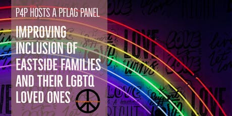 P4P Presents: A PFLAG Panel tickets
