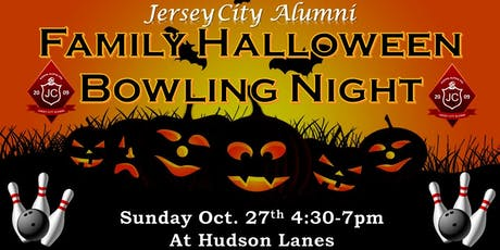 Family Halloween Bowling Night tickets