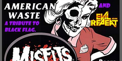 Horror Business (Misfits Tribute)//American Waste(Black Flag Tribute)