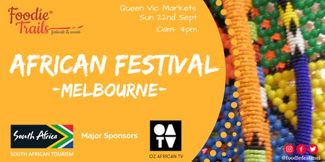 African Festival Melbourne tickets