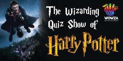 THE WIZARDING QUIZ SHOW OF HARRY POTTER - MELBOURNE