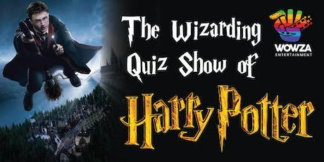THE WIZARDING QUIZ SHOW OF HARRY POTTER - MELBOURNE tickets