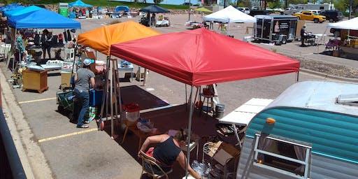 Yard Sale! Garage Sale! Art Market!