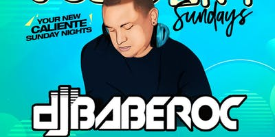 LA GOZADERA | Your New Caliente Sundays at SEVILLA LBC with DJ BABEROC