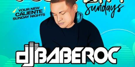LA GOZADERA | Your New Caliente Sundays at SEVILLA LBC with DJ BABEROC tickets