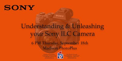 A night with Sony Alpha ILC Cameras