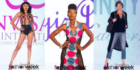 Tampa Bay Fashion Week 2019 tickets